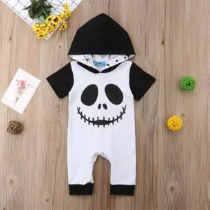 Hooded Jack Romper Clothing Not specified