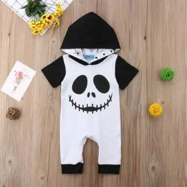 Hooded Jack Romper