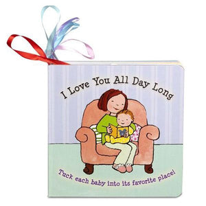 I Love You All Day Long Book Toys Melissa & Doug