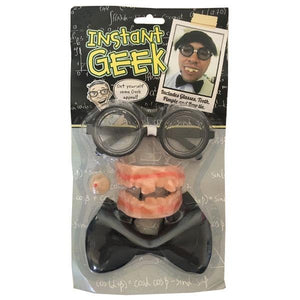 Instant Geek Accessory Kit Dress Up Not specified