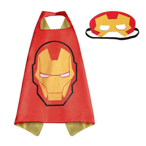 Iron Man Cape & Mask Dress Up Not specified