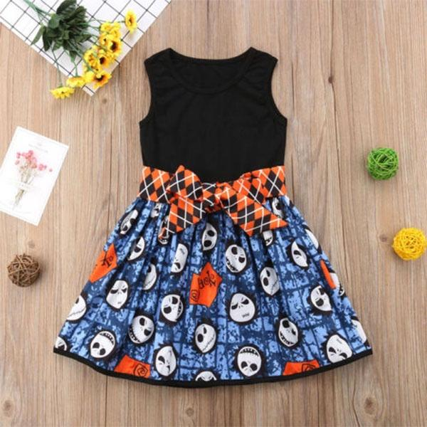 Jack Skellington Dress w Belt