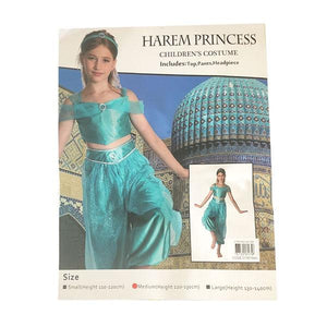 Jasmine Princess Costume Dress Up Not specified