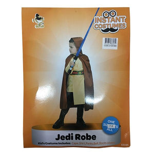 Jedi Robe (Age 7-9) Dress Up Not specified