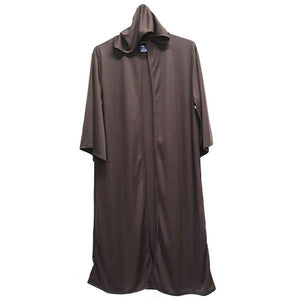 Jedi Robe Brown Dress Up Kiddie Ma Jigs