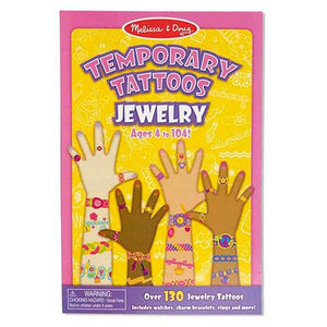Jewellery Tattoos Toys Melissa & Doug