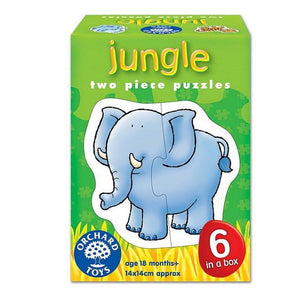 Jungle First Puzzle Toys Orchard Toys
