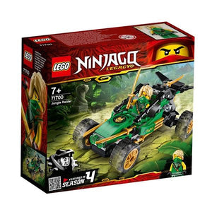 Jungle Raider Ninjago Toys Lego