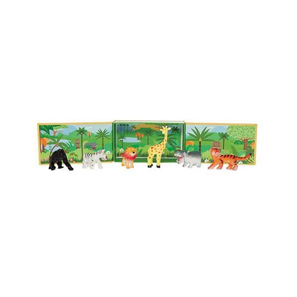 Jungle Tribe Play Set