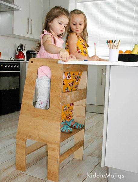 KiddieUp Toddler Learning Tower