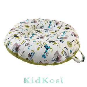 KidKosi Kids Jungle Pillow KidKosi Not specified
