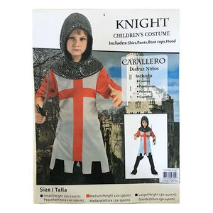 Kids Knight Costume Dress Up Not specified