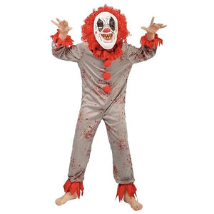 Killer Clown Outfit Dress Up Not specified
