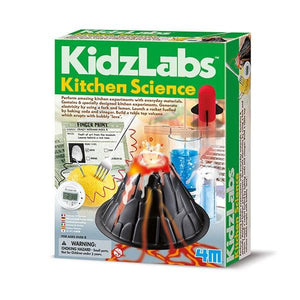 Kitchen Science Toys 4M