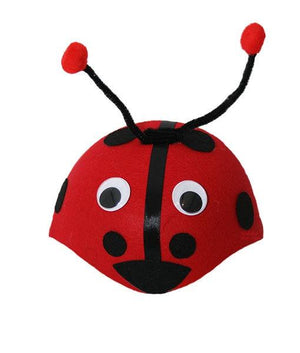 Ladybug Hat Toys Not specified