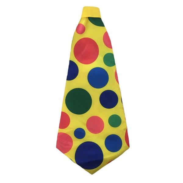 Large Clown Tie