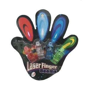 Laser Fingers Toys Not specified
