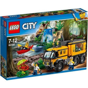 LEGO City Jungle Mobile Lab General Lego