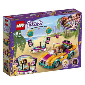 LEGO Friends Andrea's Car & Stage Toys Lego