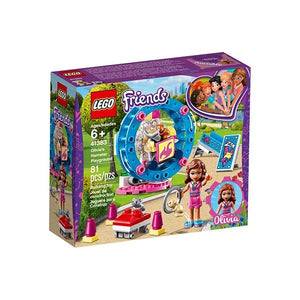 LEGO Friends Olivia's Hamster Playground Toys Lego