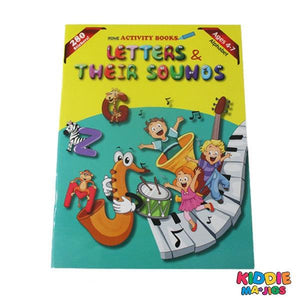 Letters and Their Sounds Toys Not specified