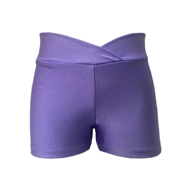 Lilac Hipster Hotpants
