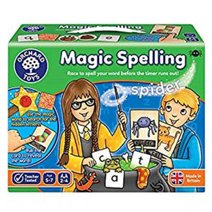 Magic Spelling Toys Orchard Toys