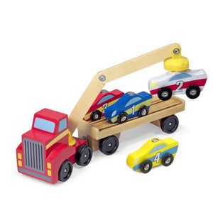 Magnetic Car Loader Toys Melissa & Doug