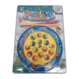 Magnetic Fishing Game Toys Not specified