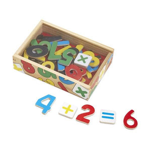 Magnetic Wooden Numbers Toys Melissa & Doug