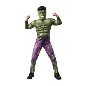 Marvel Hulk Deluxe Children's Costume Dress Up Avengers (Marvel)