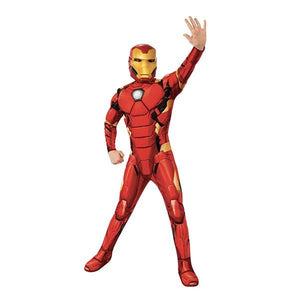 Marvel Iron Man Deluxe Child Costume Dress Up Avengers (Marvel)