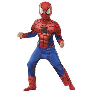 Marvel Spider-Man Deluxe Outfit Dress Up Avengers (Marvel)