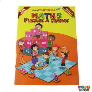 Math Puzzles and Games Toys Not specified