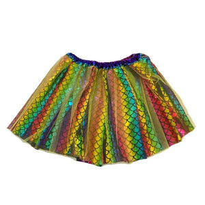 Mermaid Tutu Skirt (Age 3-6) Dress Up Not specified