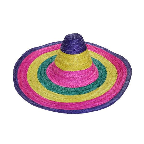 Mexican Hat - Colourful