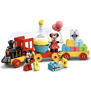 Mickey & Minnie Birthday Train Lego Duplo Toys Lego