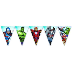 Mighty Avengers Bunting Parties Not specified