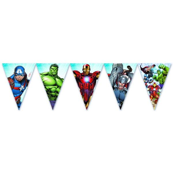 Mighty Avengers Bunting
