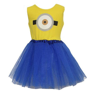 Minion Dress Dress Up Not specified