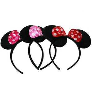 Minnie Mouse Ears Dress Up Not specified