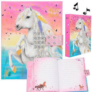 Miss Melody Diary - Code Sound White Stallion Toys Top Model
