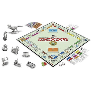 Monopoly Classic (South Africa) Toys Not specified