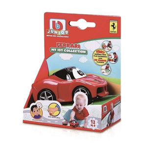 My 1st Collection LeFerrari Red Toys Burago