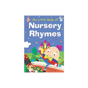 My Little Book of Nursery Rhymes Toys Not specified