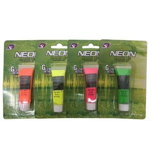 Neon Face Paint Dress Up Not specified