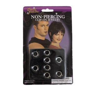 Non-Piercing Clip on Jewelry Dress Up Not specified