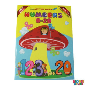 Numbers 0-20 Toys Not specified