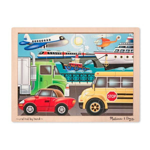 On The Go Jigsaw 12pc Toys Melissa & Doug