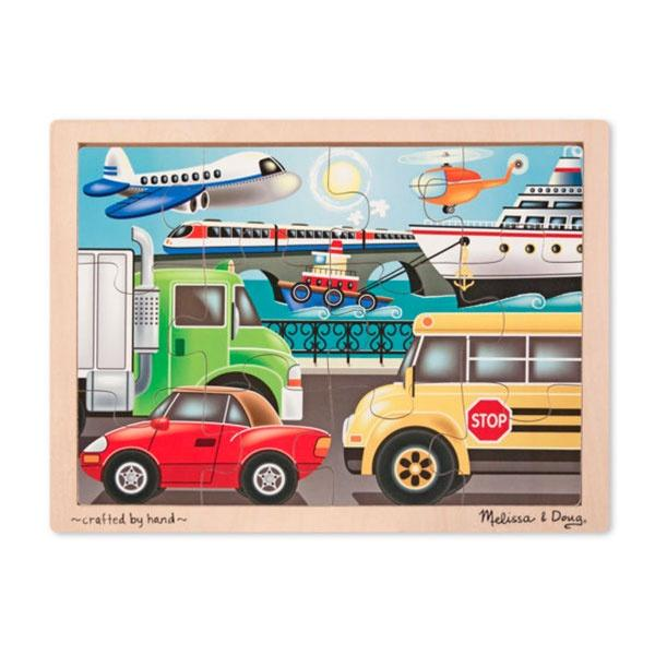 On The Go Jigsaw 12pc